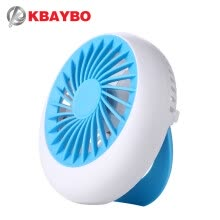 -Rechargeable Fan USB Portable Desk Mini Fan for Office USB electric air conditioner small fan Angle Adjustment 1200mA on JD