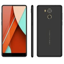 -BLUBOO D5 Pro 3GB 32GB Fingerprint Identification 5.5 inch Android 7.0 MTK6737 Quad Core up to 1.3GHz Network 4G Dual SIM on JD