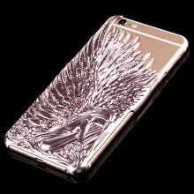 -New Arrival 4 Colors Wing of Angel Case for iPhone 6 Hard Back Phone Cover for iPhone 6 4.7' Luxury Fashion Case for iPhone 6 on JD