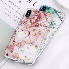 -Glitter Bling Gold Powder Phone Case Marble Silicon Soft TPU Cases For iPhone 6 6s 7 8 Plus on JD