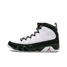 size 40 d4a4d be996 NIKE Air Jordan 9 White Black-Red mens basketball shoes sneakers  Comfortable Outdoor Good Quality