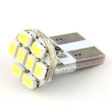 -White 8 SMD LED Wedge Light Bulbs 921 2825 2921 T10 194 W5W DC 12V Car Lamp on JD