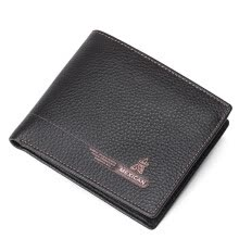 -MEXICAN Men's Bifold Wallet With Genuine Leather on JD