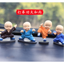 8750202-Creative home decoration auto accessories wholesale Shaolin boxing master monk exquisite workmanship on JD