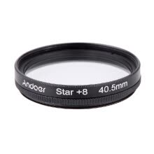 lens-filters-Andoer 40.5mm Filter Set UV CPL Star 8 Point Filter Kit for Canon Nikon DSLR Camera Lens on JD