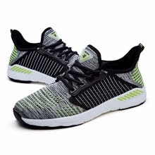 875062575-2018 New Air Mesh Running Shoes For Men Sneakers Outdoor Breathable Comfortable Athletic Flat Shoes Women Sports Shoes on JD