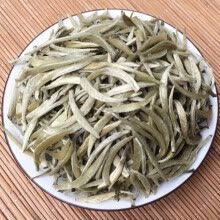 -100g good Baihao Yingzhen White Tea Grade Baihaoyinzhen Silver Needle Tea For Weight Loose Chinese Natural Organic food on JD