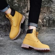 boots-AiDELi Women Casual BootsTooling boots Timberland boots work boots womens boots Waterproof Premium Leather boots on JD