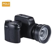 compact-digital-cameras-Polo Sharpshots Auto Focus AF 33MP 1080P 30fps FHD 8X Zoomable Digital Camera w/ Standard + 0.5X Wide Angle + 24X Telephoto Long L on JD