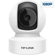 -TP-LINK 1080P PTZ wireless surveillance camera 360 degree panoramic HD infrared night vision wifi remote two-way voice home security intelligent network camera on JD
