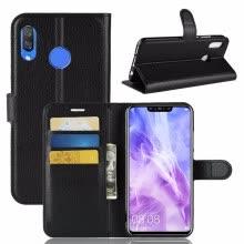 for Huawei nova 3 nova3 PAR-LX1 PAR-LX1M PAR-LX9 Wallet Phone Case for Huawei nova 3i nova3i INE-LX2 Flip Leather Cover Case