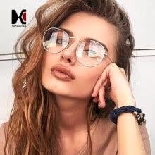 5c9b0f15c6 SHAUNA Super Light-weight Vintage Round Frame Original Clear Lens Glasses  Retro Circling Frame Women Eyeglasses Men Oculos