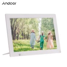 875072536-Andoer 13.3 15.4 Inch 1280 * 800 HD Digital Photo Frame Electronic Picture Album 1080P Video Music Player with Motion Sensor Scrol on JD