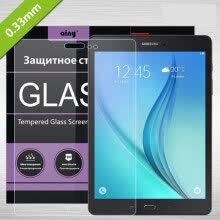 -Ultra Transparent Ainy Tempered Glass Screen Protector for Samsung Galaxy  Tab A 8.0 T350/T355 on JD