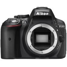875072536-Nikon D5300 SLR body black on JD