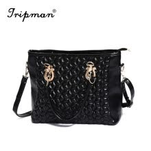 -Tripman New Embossing Women crossbody shoulder bag Luxury Women messenger bag Fashion Mom handbag Brand Women tote on JD