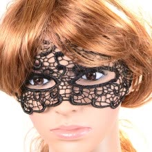 -L019 2014 fashion Decorative Lace mask /Holiday Products /Halloween Mask/Easter mask/Girl's gift/Free shipping on JD