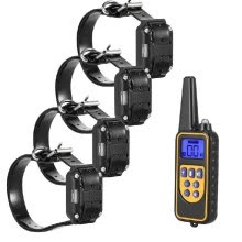 training-behavioral-aids-880 Electric Dog Training Collar Pet Remote Control Waterproof on JD