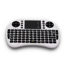 keyboards-MyMei New fly Air Mouse Russian Keyboard Remote Control Touchpad Handheld Keyboard on JD