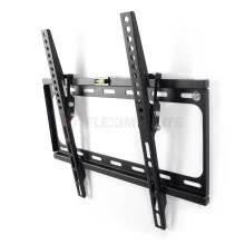 -FLEXIMOUNTS T012 Tilt Tilting TV Wall Mount Bracket for most 26' 32' 37' 40' 42' 46' 50' 55' 4K HD LCD LED Plasma tvs on JD