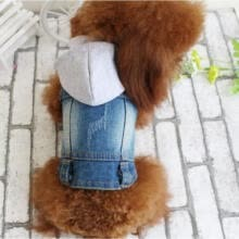 -Fashion Pet Dog Cat BlueJean Denim Puppy Coat Jacket Clothes Costume ApparelCute on JD