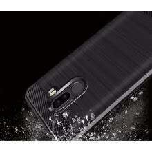 -for Xiaomi Poco F1 WIERSS Shockproof phone case cover for Xiaomi Pocophone F1 Slim Armor case Back cover Etui Fundas> on JD