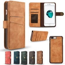 -Creative iPhoneXS Max Mobile Phone Case Card Clamshell Wallet Multifunction Phone Case on JD