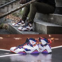 700da3e5cdd8 Original New Arrival Authentic Nike Air Jordan 7 Retro Aj7 Men s Basketball  Shoes Sport Outdoor Sneakers Good Quality 304775-142