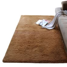 8750202-Foojo Plush Carpet, Light Tan, 70*160cm on JD