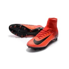 85ba793f1 NIKE MERCURIAL SUPERFLY V AG Professional Soccer Shoes Outdoor Lawn Mens  Football Boots 831955-870 39-45