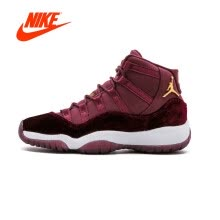 3b0524f4ce03a Nike Air Jordan 11 Retro Original New Arrival Authentic Men s Basketball  Shoes Sneakers Sports AJ11