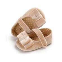 8f56da7789b64 Newborn to 18M Infants Baby Girl Soft Crib Shoes Moccasin Prewalker Sole  Shoes