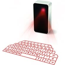 -GANGXUN Mini Wireless Projection Virtual Bluetooth Laser Keyboard for Smart phone PC Tablet Laptop on JD