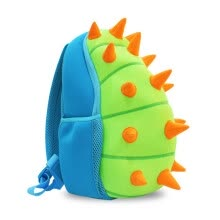 functional-bags-NOHOO Toddler Kid Children Boy Girl 3D Cartoon Dinosaur School Bag WaterProof  Backpack Kindergarten Super Light School bag on JD