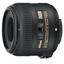-Nikon AF-S VR 105mm f / 2.8G IF-ED autofocus macro lens S-type on JD