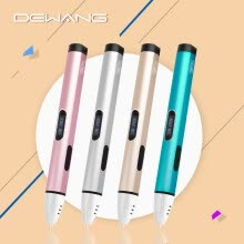 printers-Dewang new 3d drawing pen magic print pen ABS/PLA materials innovation 2016 on JD