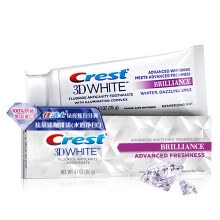 teeth-whitening-products-Pasta dental blanqueadora Crest Crest 3D (blanco purificado con agua) 116g (EE.UU.) on JD