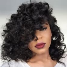 Discount Short Curly Lace Front Wigs With Free Shipping Joybuy Com