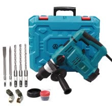 -LAOA high power four pit hammer Hammer dual-use multi-function impact drill LA414032 original standard on JD