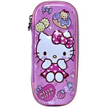 cd178d575 Hello Kitty (hellokitty) children pencil case stationery multi-functional  primary school students pencil box fashion creative pencils student  learning ...