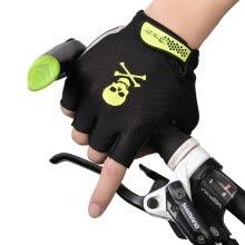 Sireck Cycling Gloves Half Finger Bicycle Gloves Bike Gel Pad Racing Biking Gloves Mens Women's Summer Sports Shockproof Gloves MT