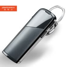 -Plantronics E80 Business Monaural Bluetooth Headset Universal Earhook Space Gray on JD