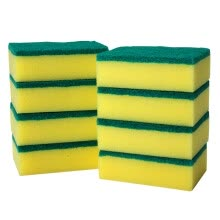 -JJ-CF201 home washing cloth sponge scouring pad multi-purpose scouring pad washing towel wipes special 8 piece on JD