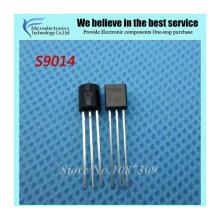 10 Pcs S9014 9014 TO-92 NPN Transistor 50V 0.1A