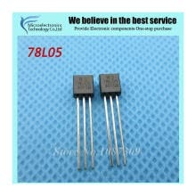 -100pcs free shipping 78L05 L78L05 Linear Voltage Regulators 5.0V 0.1A Positive TO-92 new original on JD