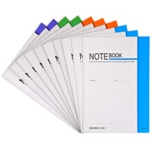 -(COMIX) C16080 B5 58 Stationery notebook / Notepad / diary 5 The suit color random on JD