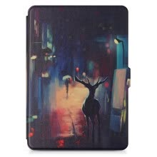 875062507-Ke Shuai kindle protective cover e-book reader Amazon electronic paper book 958 Kindle Paperwhite painted night on JD