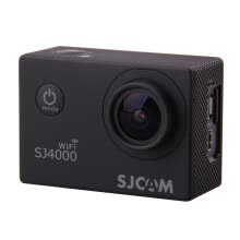 -SJCAM SJ4000 WiFi 1080P Full HD Action Camera Sport DVR (Black) on JD