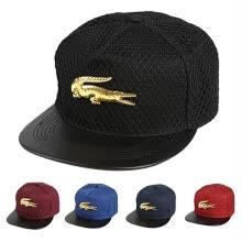 875062555-New Style Hip Hop Snapback Hat Cartoon Crocodile Baseball Cap Flat Hat for Men Women Casual Accessories on JD