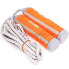 8750501-Iber fitness skipping rope wear rope skipping fitness fitness equipment Y-002 (length 280cm long rope adjustable) on JD